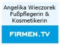 Logo Angelika Wieczorek  Fußpflegerin & Kosmetikerin