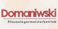 Logo Domaniwski Fliesenlegermeisterbetrieb