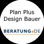 Logo Plan Plus Design Bauer Architekturbüro - Bauplanung