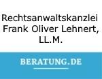 Logo Rechtsanwaltskanzlei  Frank Oliver Lehnert, LL.M.