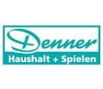 Logo Denner Kochen + Spielen