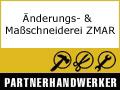 Logo Änderungs- & Maßschneiderei Zmar