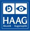 Logo Haag GmbH Akustik & Augenoptik