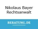 Logo Nikolaus Bayer Rechtsanwalt  Fachanwalt für Familienrecht Diplom-Betriebswirt (FH)