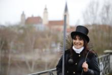 Heidi Friesner  Kaminkehrermeisterin