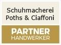 Logo Schuhmacherei Poths & Ciaffoni