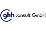 Logo ghh consult GmbH  Dr. Hank-Haase & Kunz