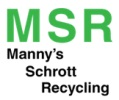 Logo MSR Recycling