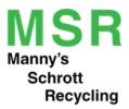 Logo MSR Recycling