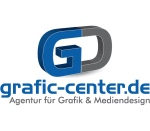 Logo Grafic-Center  Agentur für Grafik & Mediendesign