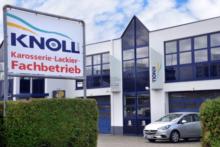 KNOLL GMBH  Karosserie-Lackier-Fachbetrieb