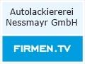 Logo Autolackiererei Nessmayr GmbH