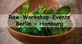 Logo RAW Workshop Events Angela Röhrig ärztlich geprüfte Ernährungsberaterin