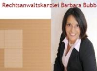 Logo Rechtsanwaltskanzlei  Barbara Bubb