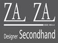 Logo ZA ZA Designer Secondhand