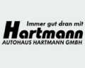 Logo Autohaus Hartmann GmbH