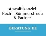 Logo Anwaltskanzlei  Koch - Bümmerstede & Partner