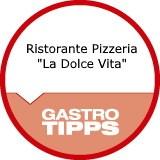 """Logo Ristorante Pizzeria """"La Dolce Vita"""""""