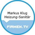 Logo Markus Klug Heizung-Sanitär