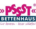 Logo PSSST Bettenhaus Karlsruhe