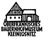 Logo Oberfränkisches Bauernhofmuseum Brotzeitstube, Pächter Familie Rödel