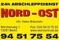 Logo 24h Abschleppdienst Nord-Ost Inh. Heiko Bräunlein