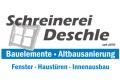 Logo Schreinerei Deschle Inh. Matthias Deschle