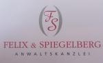 Logo Felix & Spiegelberg  Anwaltkanzlei