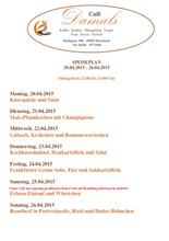 Pflegedienst & Seniorenbetreuung HEUTE Café DAMALS