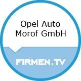 Logo Opel Auto Morof GmbH