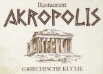 Logo Griechisches Restaurant Akropolis Inh. Ioannis Zafiris