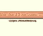 Logo Bernhard Sperlbauer GmbH Spenglerei & Kunststoffbedachung