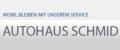 Logo Autohaus Schmid  Inh. Marko Fahner e.K.