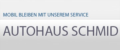 Logo Autohaus Schmid  Inh. Marko Fahner