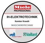 Logo Wäschereitechnik Knauth IH - Elektrotechnik Karsten Knauth