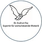 Logo Dr. phil. Gudrun Fey M.A. Fey-Rhetorik-Coaching