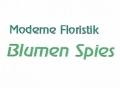 Logo Moderne Floristik  Blumen Spies