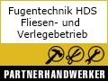 Logo Fugentechnik HDS Fliesen- und Verlegebetrieb