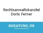 Logo Rechtsanwaltskanzlei  Doris Ferner