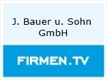 Logo J. Bauer u. Sohn GmbH