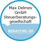 Logo Max Delmes GmbH Steuerberatungsgesellschaft