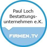 Logo Paul Loch Bestattungsunternehmen e.K.