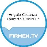 Logo Angelo Cosenza Lauretta's HairCut