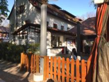 Biergarten-Zollhaus