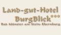 Logo Land-gut-Hotel BurgBlick