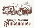 Logo Altstadt Bäckerei Finkenauer
