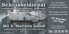 MG Sicherheitsdienst Marthen GmbH