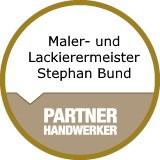 Logo Maler- und Lackierermeister Stephan Bund