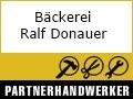 Logo Bäckerei Ralf Donauer