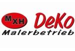 Logo M. XH. Deko  Malerbetrieb